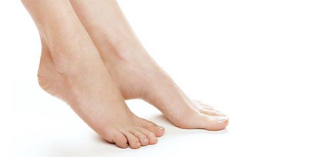 Ваши ноги сильно потеют