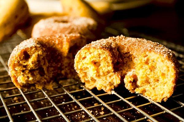 Аппетитные пончики