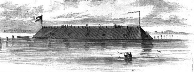 Фото корабля «Джорджия»
