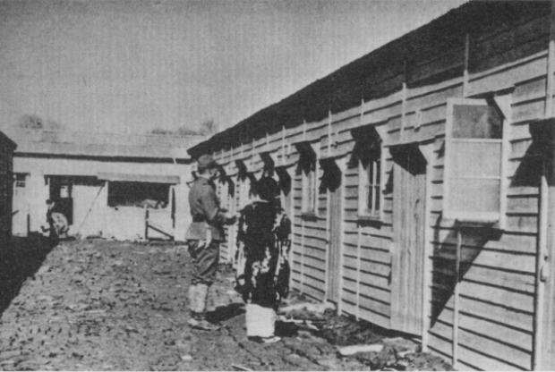 Японские бордели для солдат времён Второй мировой войны