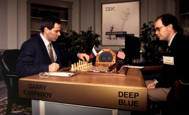 Каспаровза шахматами