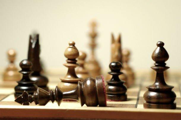 Позиция мата в шахматах