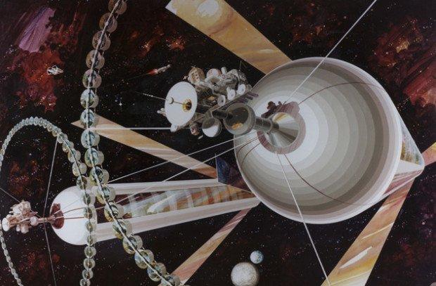 Космические цилиндры О'Нила