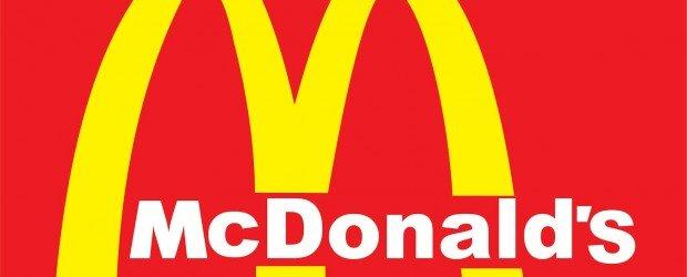Логотип Макдоналдс