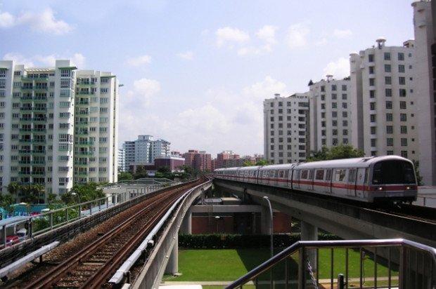 Метро Сингапура строили не по фэншую