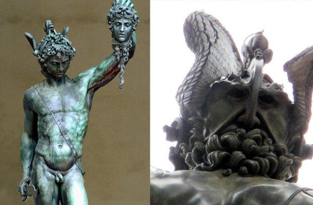 «Персей с головой Медузы»