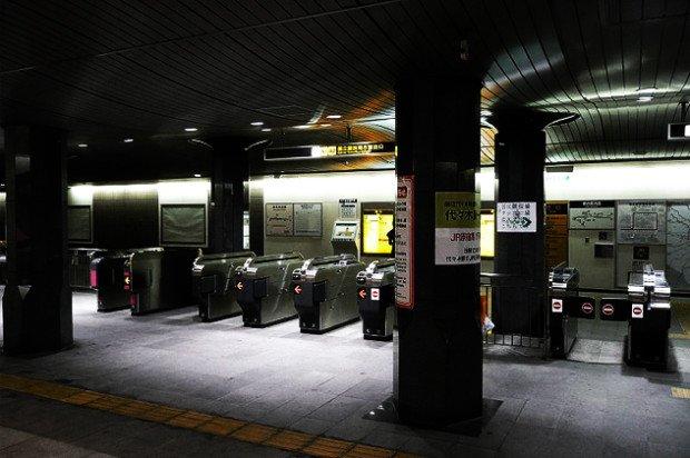 Секретная подземная сеть Токио