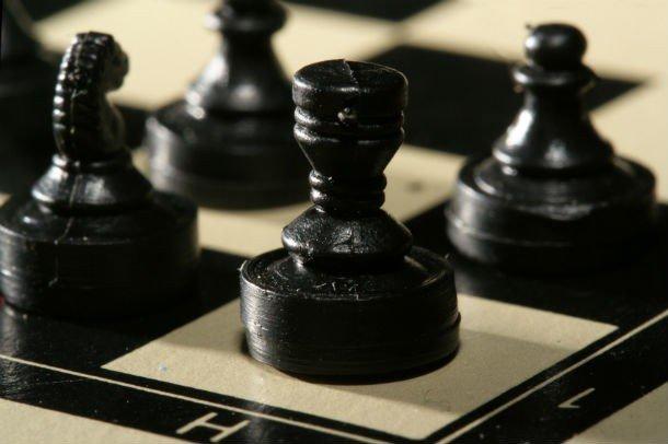 Шахматная фигура ладья
