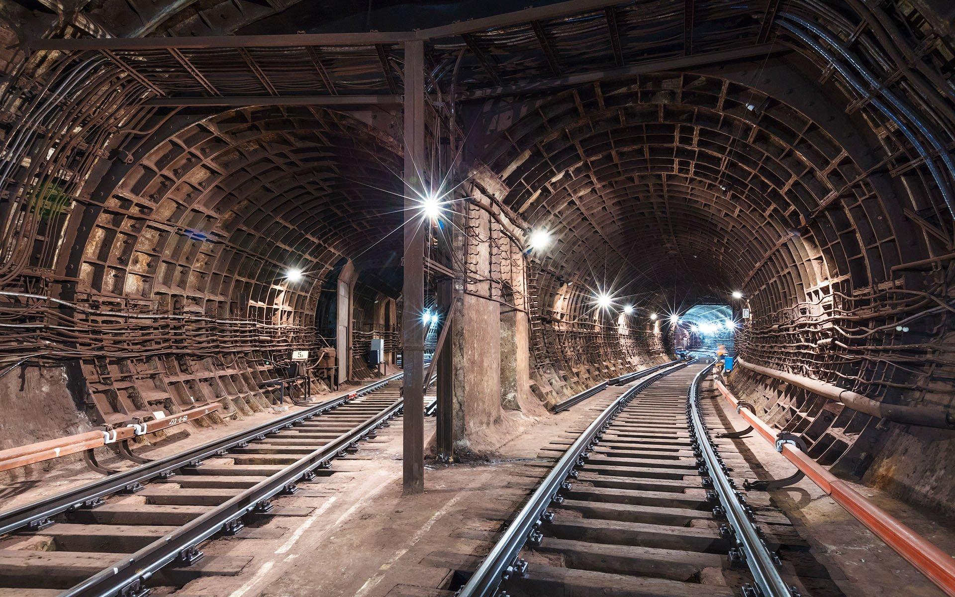 Ветки метрополитена