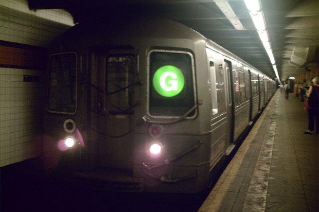 Загадка поезда G