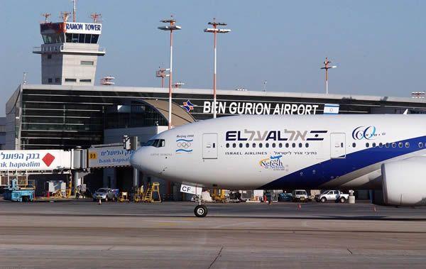 Аэропорт Бен-Гуриона