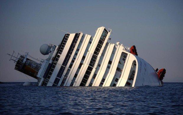 Гибель корабля