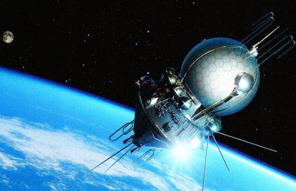 Космический корабль «Восход-1» (компьютерная графика)