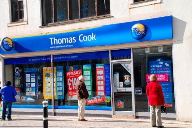 Отель сети Thomas Cook