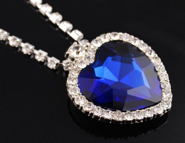 Сапфировое ожерелье