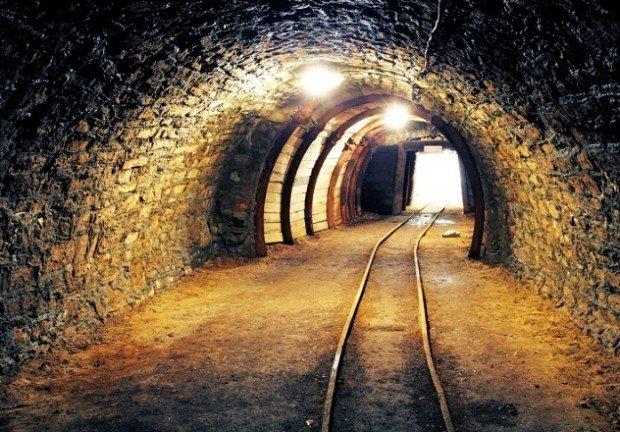 Тоннель в шахте
