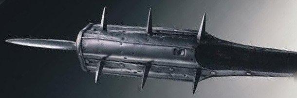 Булава-пистолет Генриха VIII