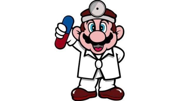 Марио - доктор