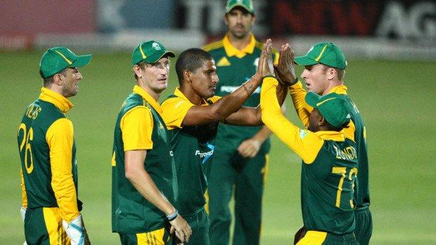 Игроки сборной ЮАР по крикету