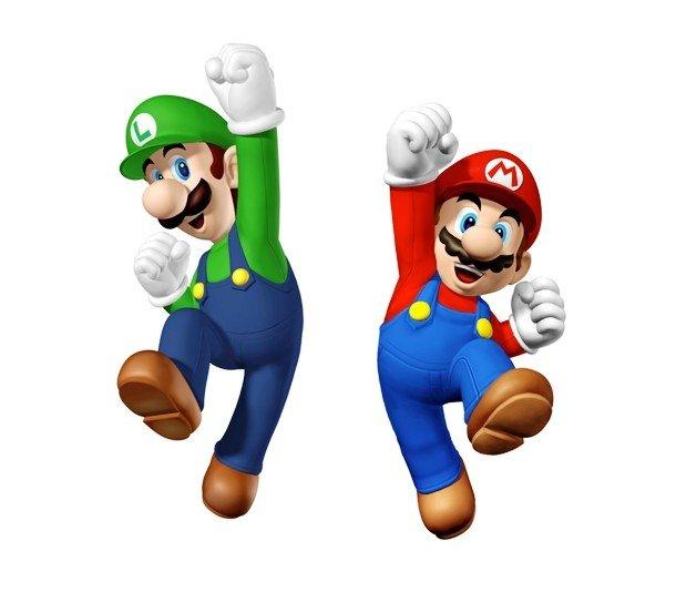 Марио и Луиджи