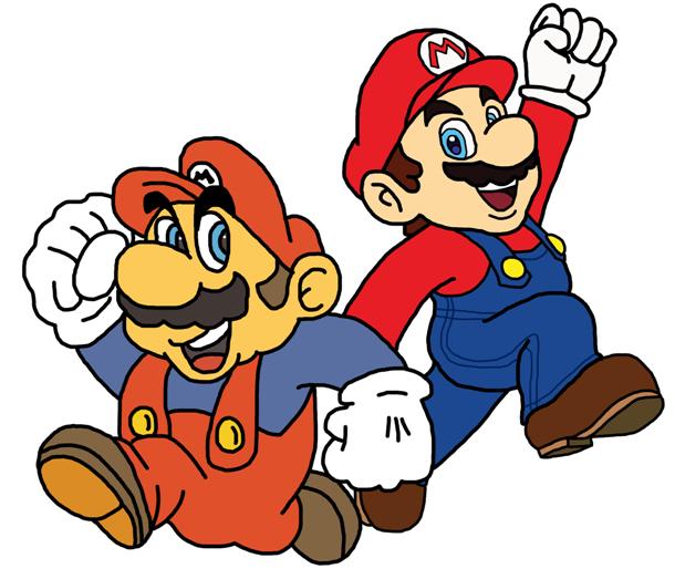 Преображение Марио