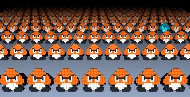 Армия злых грибов