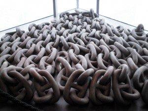 Огромная цепь