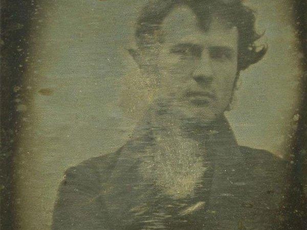 Селфи Роберта Корнелиуса. 1839 год