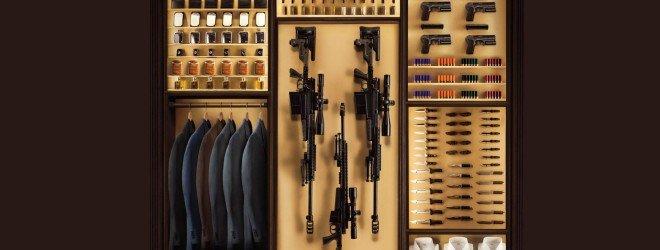 Виды оружия
