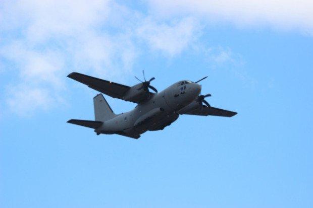 Военный транспортный самолёт