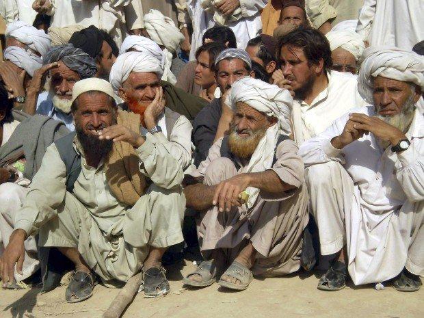 10 плохих чисел в разных уголках земли. Жители Афганистана