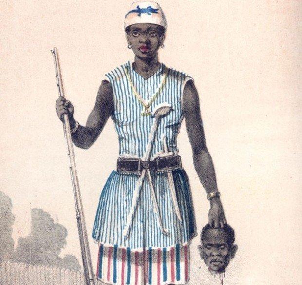 Дагомейская амазонка