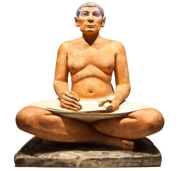 Древнеегипетский писарь