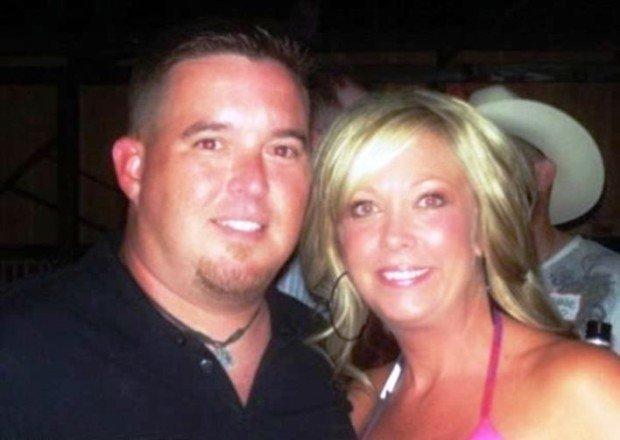 Келли Данахер и его жена
