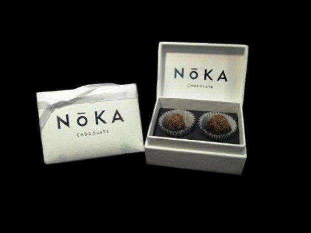 10 самых дорогих десертов в мире . NōKA Chocolate
