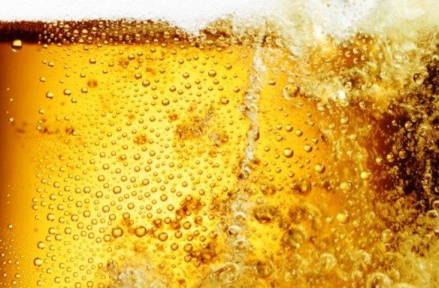 Пузырьки в пиве