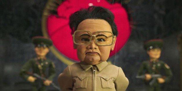 Кукла Ким Чен Ира