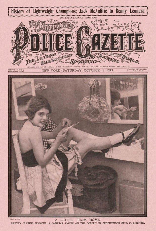 Нью-Йорк, 11 октября 1919 года