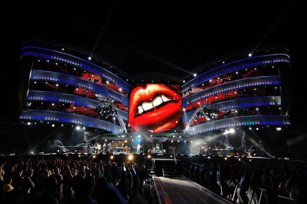 Аншлаг на концерте