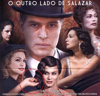 Постер к сериалу «Частная жизнь Салазара»