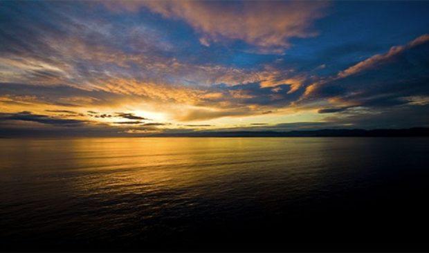 Аляскинские закаты