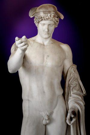 Гермес, статуя