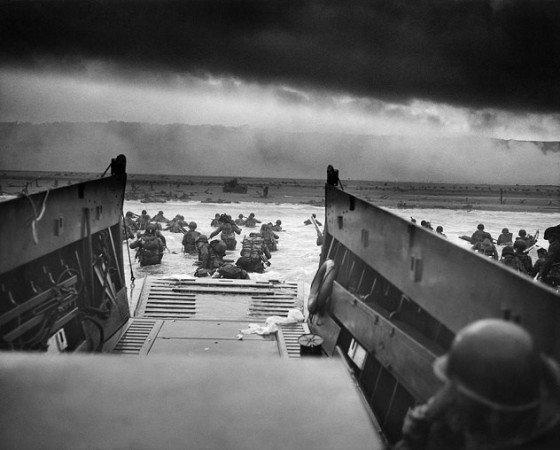 Высадка союзнических войск в Нормандии