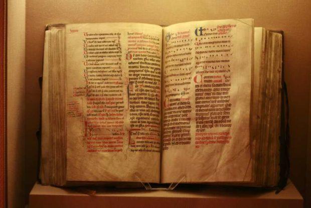 Средневековый сбор церковных правил