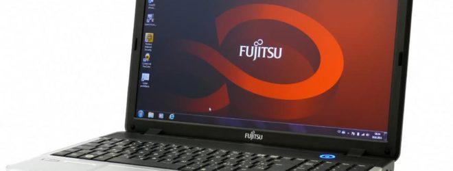 Ноутбуки Fujitsu