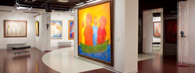 Галереи и художники Санкт-Петербурга