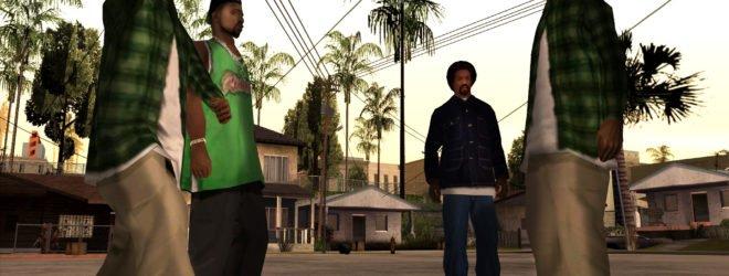 Игровой мир GTA: San Andreas