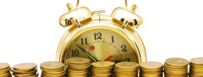 Время — деньги