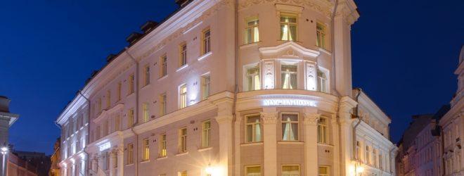 Популярные гостиницы Санкт-Петербурга