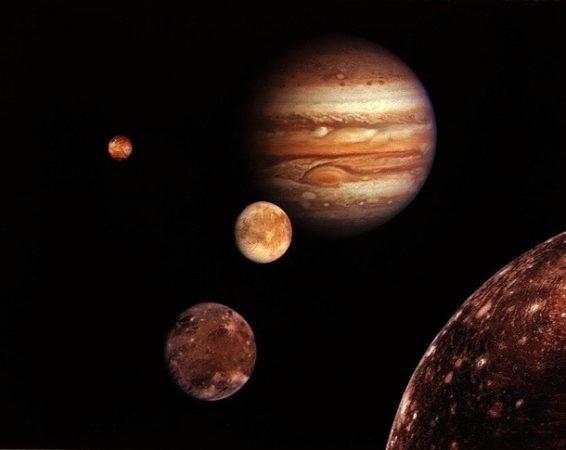 Крупнейшая планета Солнечной системы